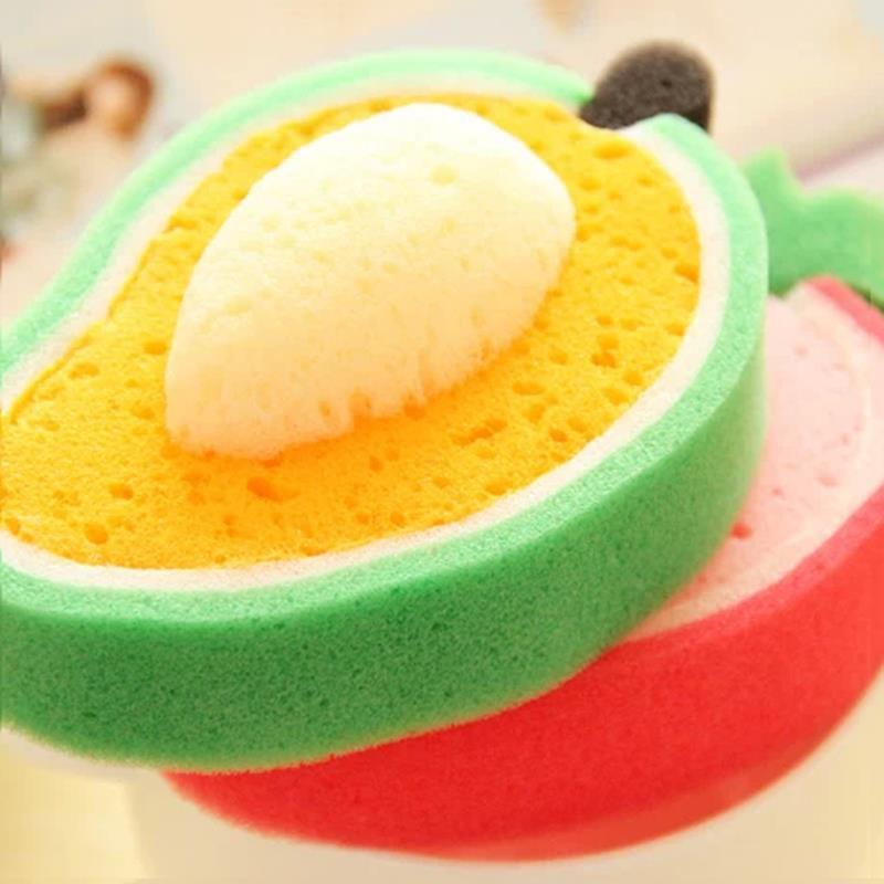 губки для посуды фрукты купить