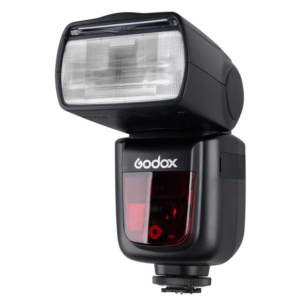 Godox Vure V860 Ii V860II Speedlite Li-Ion Batterij Snelle Hss Flash Voor Sony A7 A7S A7R Voor Nikon Canon Voor olympus Fuji