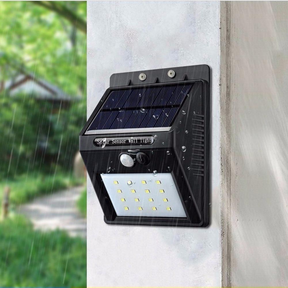 night security sensor de movimento luz à