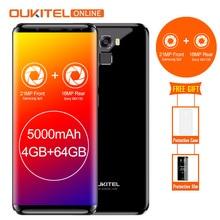 Oukitel K5000 5000 mAh 5.7