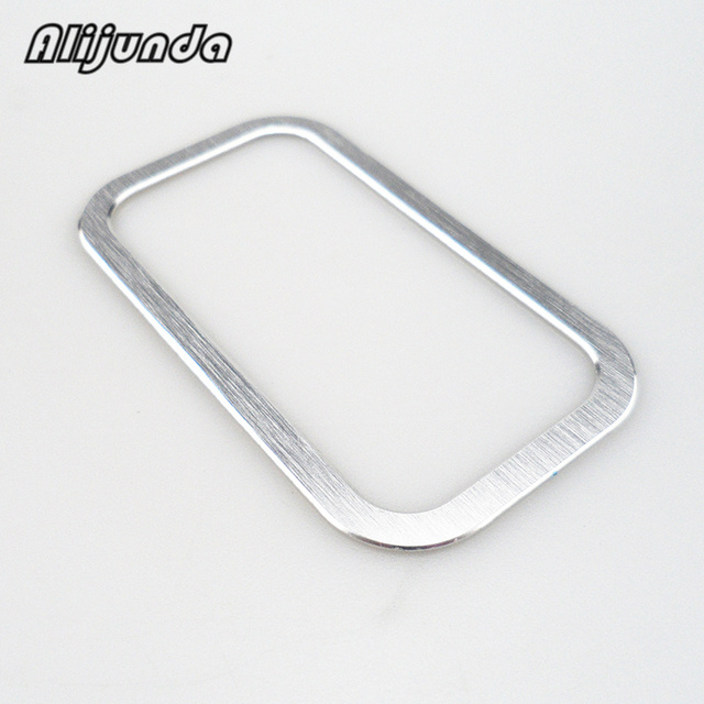 Rear Tail Door Key Frame Cover Trim For Mercedes Benz S Class W222