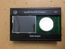 2017 последняя версия PORTAPACK для HACKRF ONE SDR программное обеспечение определено радио с металлическим корпусом