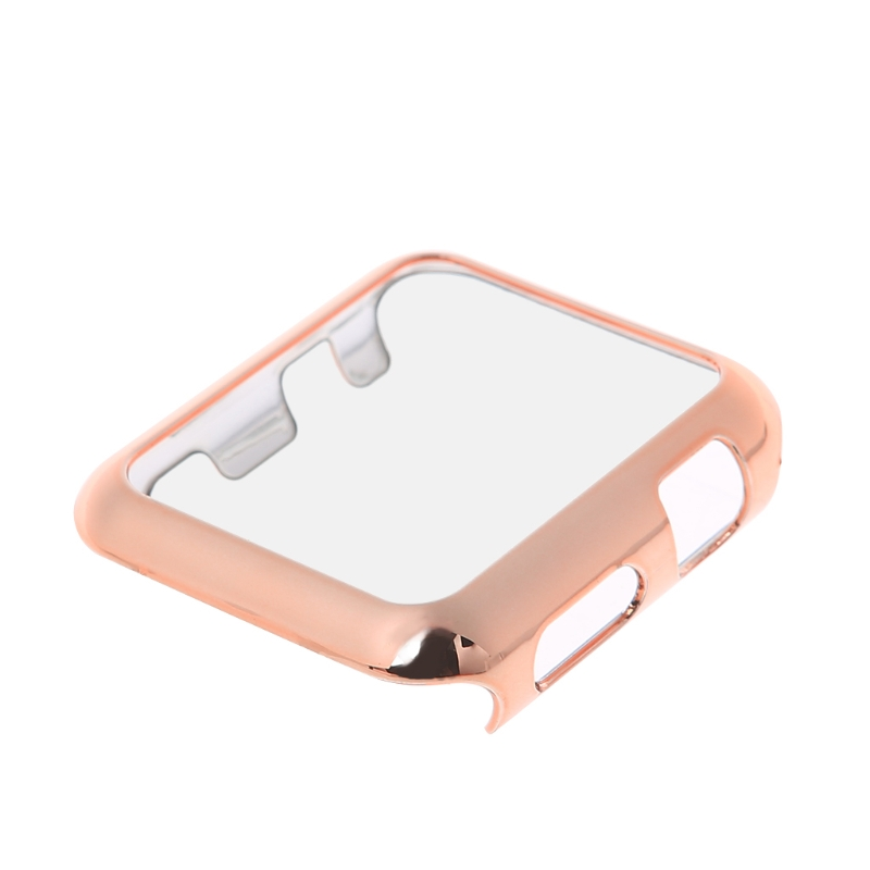38mm Protective Frame Case For Apple Watch Iwatch 2nd 3rd PC Screen Cover Shell