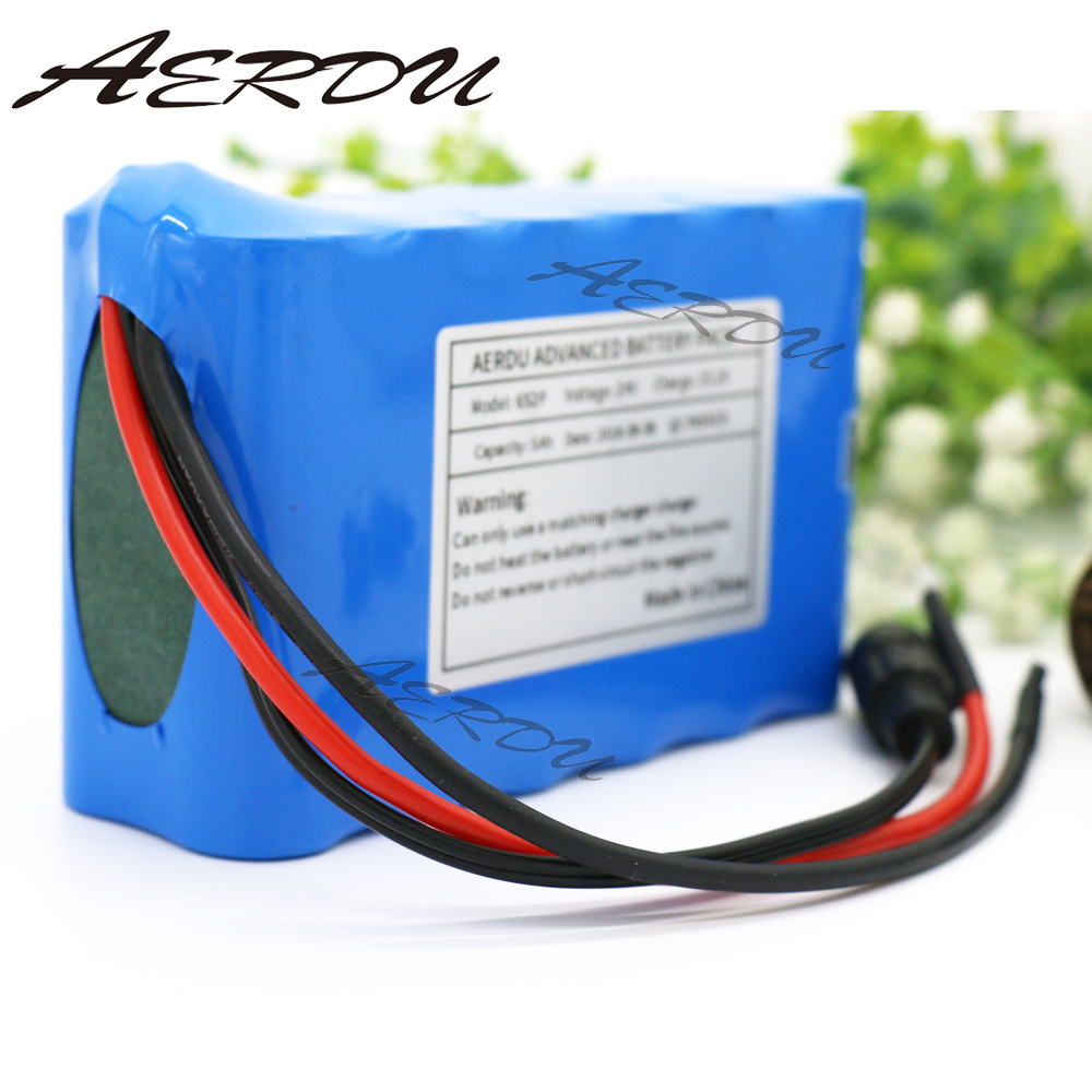 AERDU 6S2P 24V 5Ah 25.2V Li-Ion battery pack lithium batteries for electric motor bicycle ebike scooter toys drill etc with BMSAERDU 6S2P 24V 5Ah 25.2V Li-Ion battery pack lithium batteries for electric motor bicycle ebike scooter toys drill etc with BMS