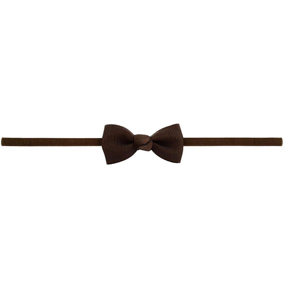 Neonata della fascia Infantile accessori dei capelli del panno Tie archi Copricapi tiara Regalo per I Più Piccoli dalla fasciatura Del Nastro neonato headwrap