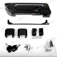 Tour Pack Hinges& Latch Lock Hook For Harley Touring Street Glide Road King FLHR 2014 2017