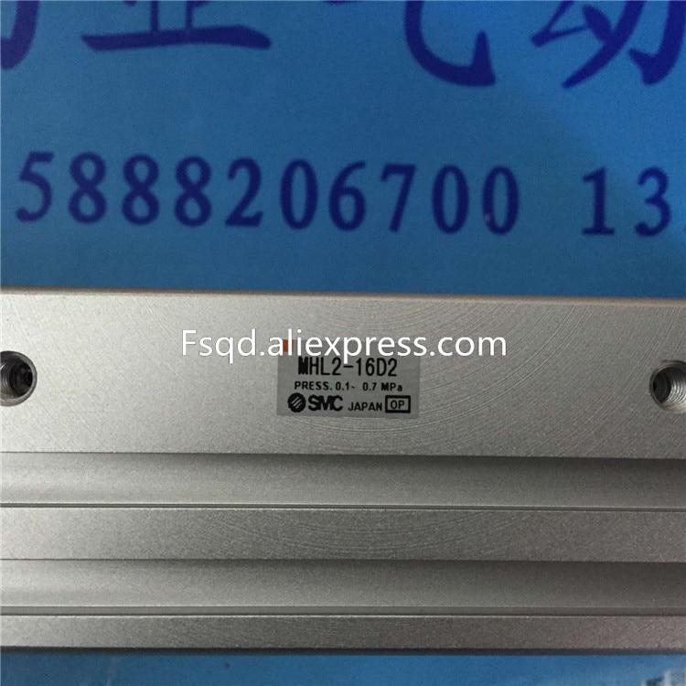 MHL2 16D MHL2 16D1 MHL2 16D2 parallel style air gripper wide type MHL series SMC