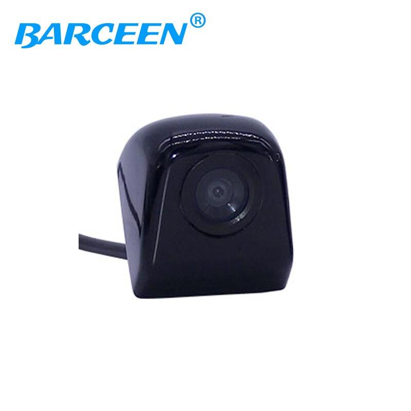Безплатна доставка универсален автомобил CCD задно виждане камера за обратно виждане метален капак водоустойчив паркинг камера нощно виждане Промоция