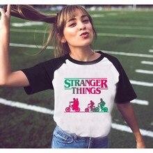 STRANGER THINGS Baseball Shirt