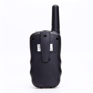 Image 4 - BF T3 для переносного приемо передатчика комплект из 2 частей Baofeng T388 PMR GMRS мини ручной для переносного приемо передатчика детей Беспроводной радио гражданского дорожная сумка