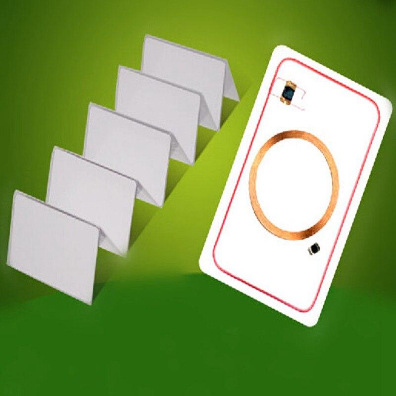 Yongkaida 13.56MHz&125khz RFID composite ic card EM4100&MF1KS50 Proximity Smart Card