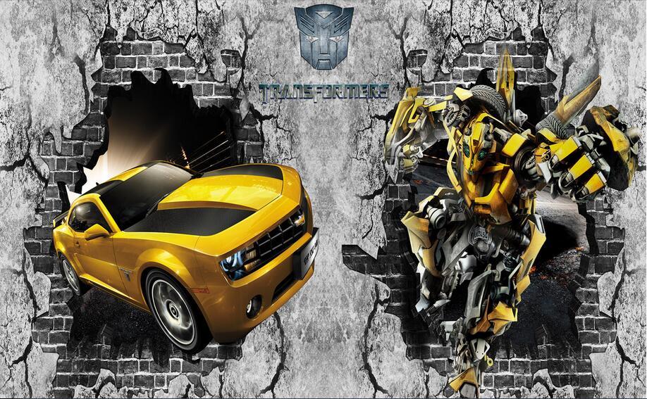 Wallpaper 3d transformers 3 - Transformers bumblebee car wallpaper ...