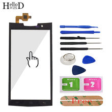 4.7 inch Smartphone For Doogee T3 Touch Screen Digitizer Panel Front Class Assembly Lens Sensor Flex Cable Free Adhesive + Gift(China)