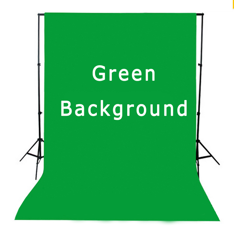 Kate 5*7 Photography Green Screen Background Photo Backdrops Light Studio Accessories Camera green light background shoot muslin 1pc 150w 220v 5500k e27 photo studio bulb video light photography daylight lamp for digital camera photography