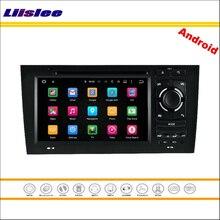 Liislee Car Android Multimedia For Audi A6 1997~2004 – Stereo Radio CD DVD Player GPS Map NAV NAVI Navigation System