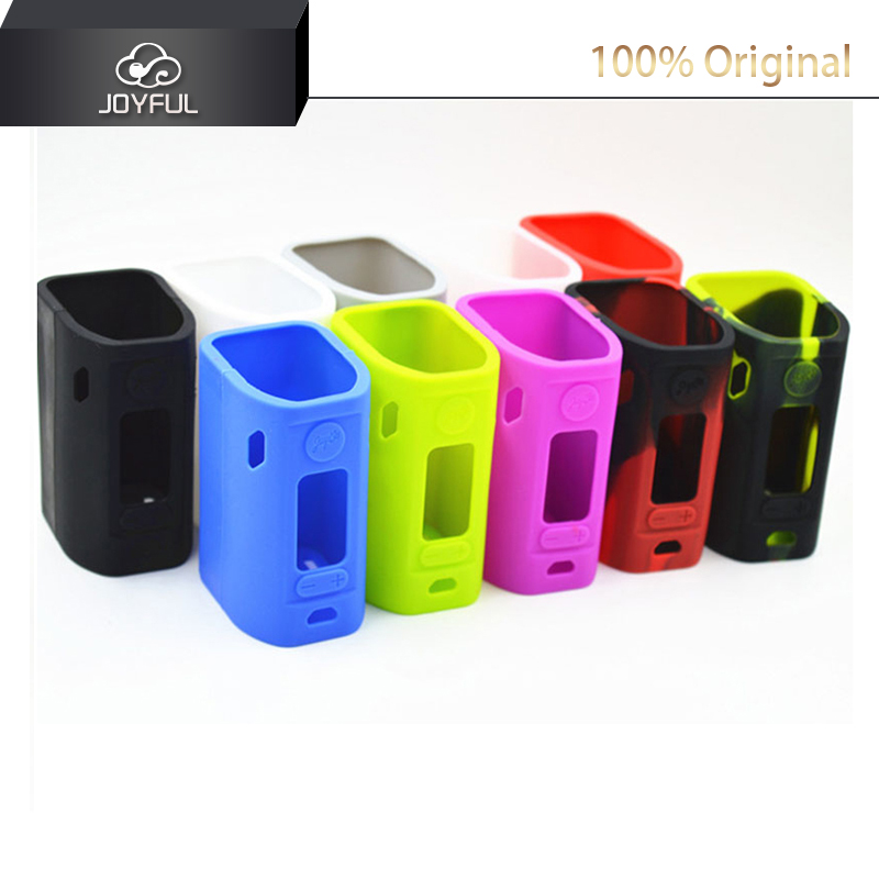 10pcs Wismec Reuleaux RX300 TC 300W box mod rubber silicone case sleeve skin cover sticker sleeve
