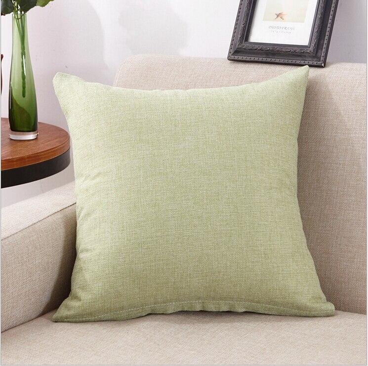 HTB1DQIJgCYH8KJjSspdq6ARgVXaD 45x45cm New Soft Multicolor Choice Tailored Edge Poly Cotton European Cushion Home Decor