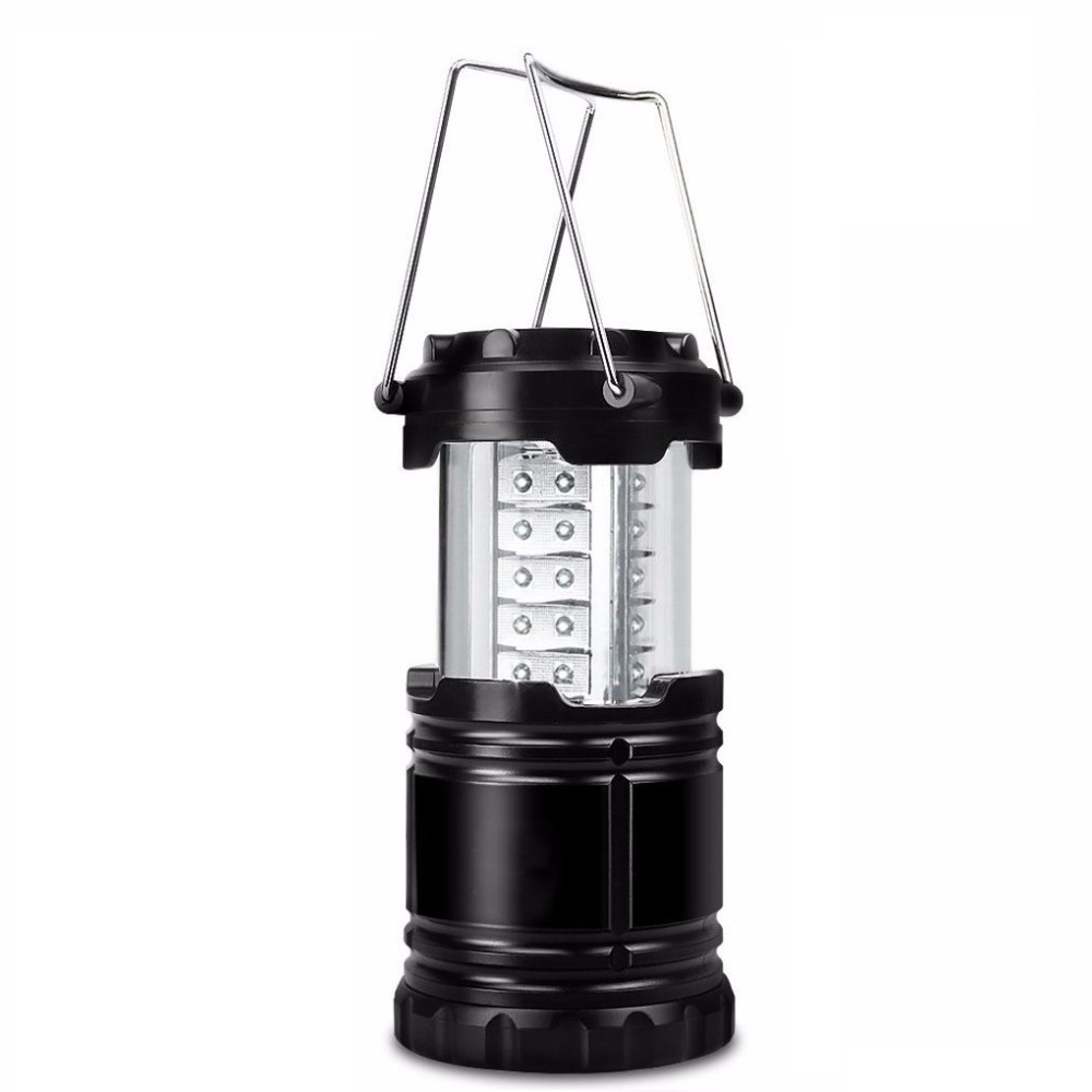 Boehner 1 PACK Camping Lantern Portable Outdoor LED Camp Light/Lantern Perfect for Outdoor Hiking Outages Camping 3 AA batteries