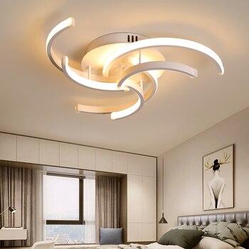 цена на Bedroom Living room Ceiling Lights LED Lamp Modern lustre de plafond moderne  Modern LED Ceiling lamp for bedroom