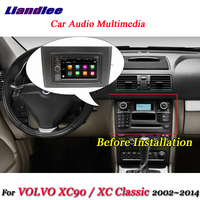 Liandlee Car Android 8.0 System For VOLVO XC90 / XC Classic 2002~2014 Radio Frame GPS Navi MAP Navigation HD Screen Multimedia