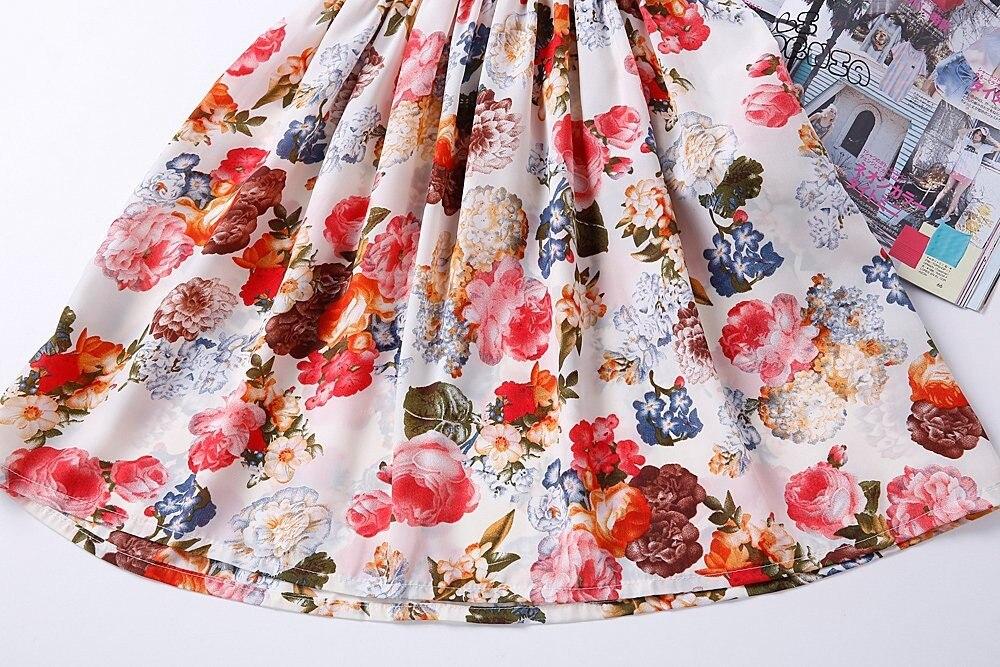 HTB1DQIcHFXXXXa3XXXXq6xXFXXX1 - Summer Women Dress Vestidos Print Casual Low Price