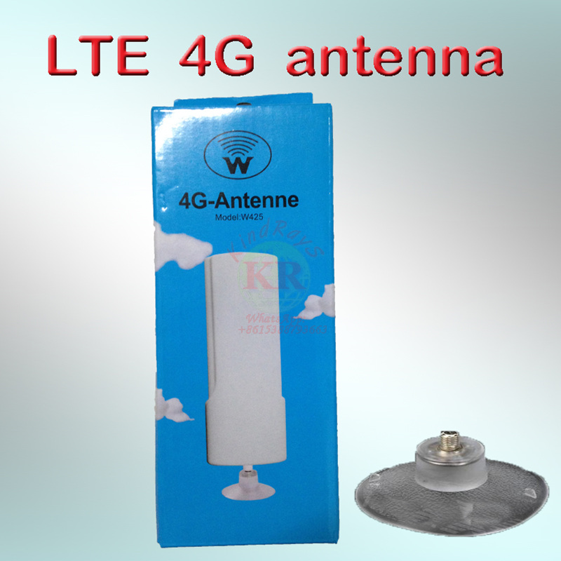 25dbi Huawei Dongle Antenna Ts9 Sma CRC9 Connector W425 For Usb Wifi Antenna Wifi Usb Modem 4g Router Antenna
