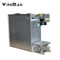 20w Portable Fiber Laser Marking Machine Engraver Metal Laser Marking Machine Manufacturers