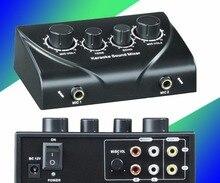 N-1/N-2/N-3 microfone Misturador karaoke sistema de efeitos de reverberação de Televisão Set-Top Box & pc K canção amplificador de microfone