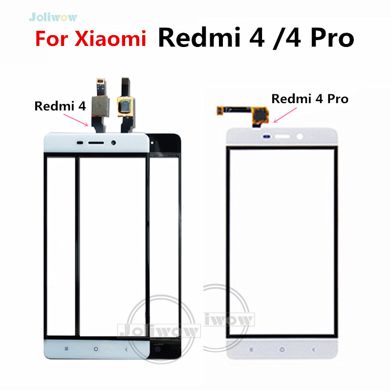 Mobile Phone Touch Sensor Panel For <font><b>Xiaomi</b></font> <font><b>Redmi</b></font> <font><b>4</b></font> <font><b>Redmi</b></font> <font><b>4</b></font> <font><b>pro</b></font> Touch Screen Front Glass Lens <font><b>touchscreen</b></font> 5.0'' image