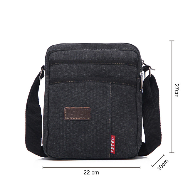 Men's Crossbody Bag Small Sacoche Homme Brand Bag Men Messenger Bags Satchel Man Satchels Bolsos Canvas Travel Shoulder Bags