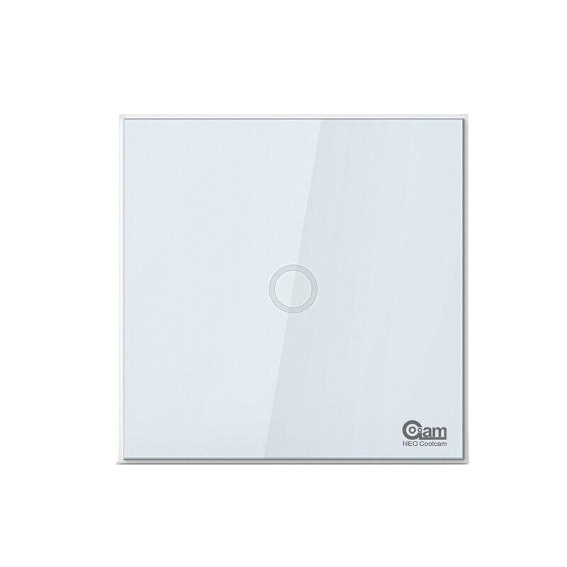 NEO COOLCAM Z-vague plus 1CH L'UE Mur Interrupteur Domotique ZWave Sans Fil Intelligent Télécommande Interrupteur de Lumière