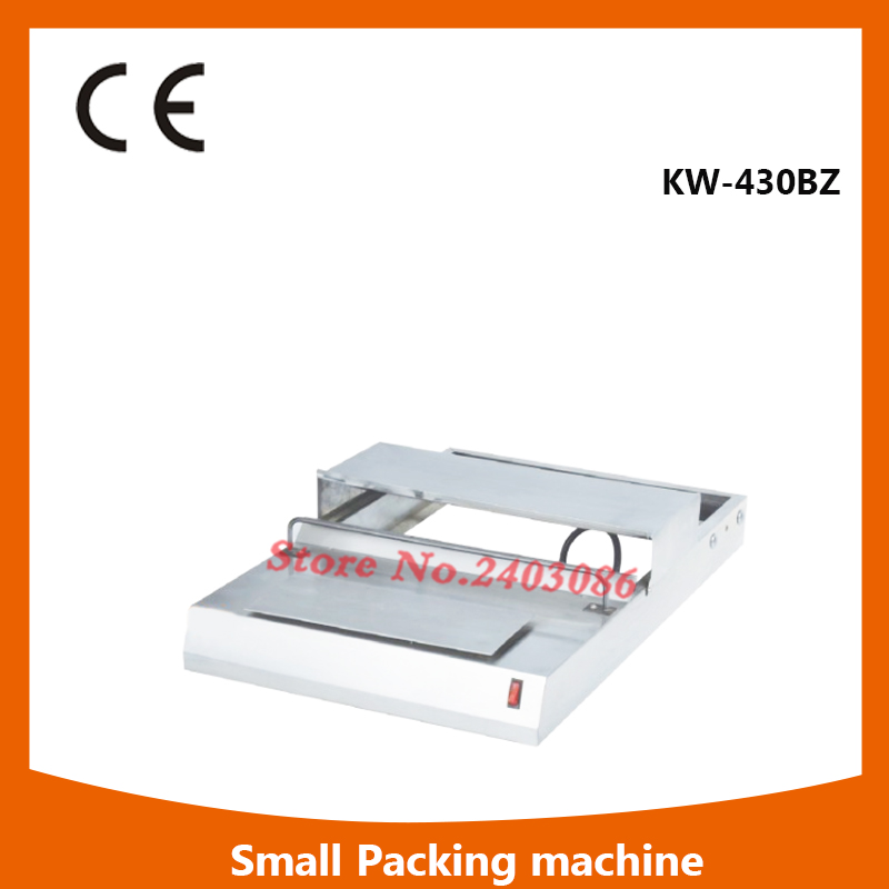 KW-430BZ commercial use Small food packing machine sealer vegetable for supermarket панель декоративная awenta pet100 д вентилятора kw сатин