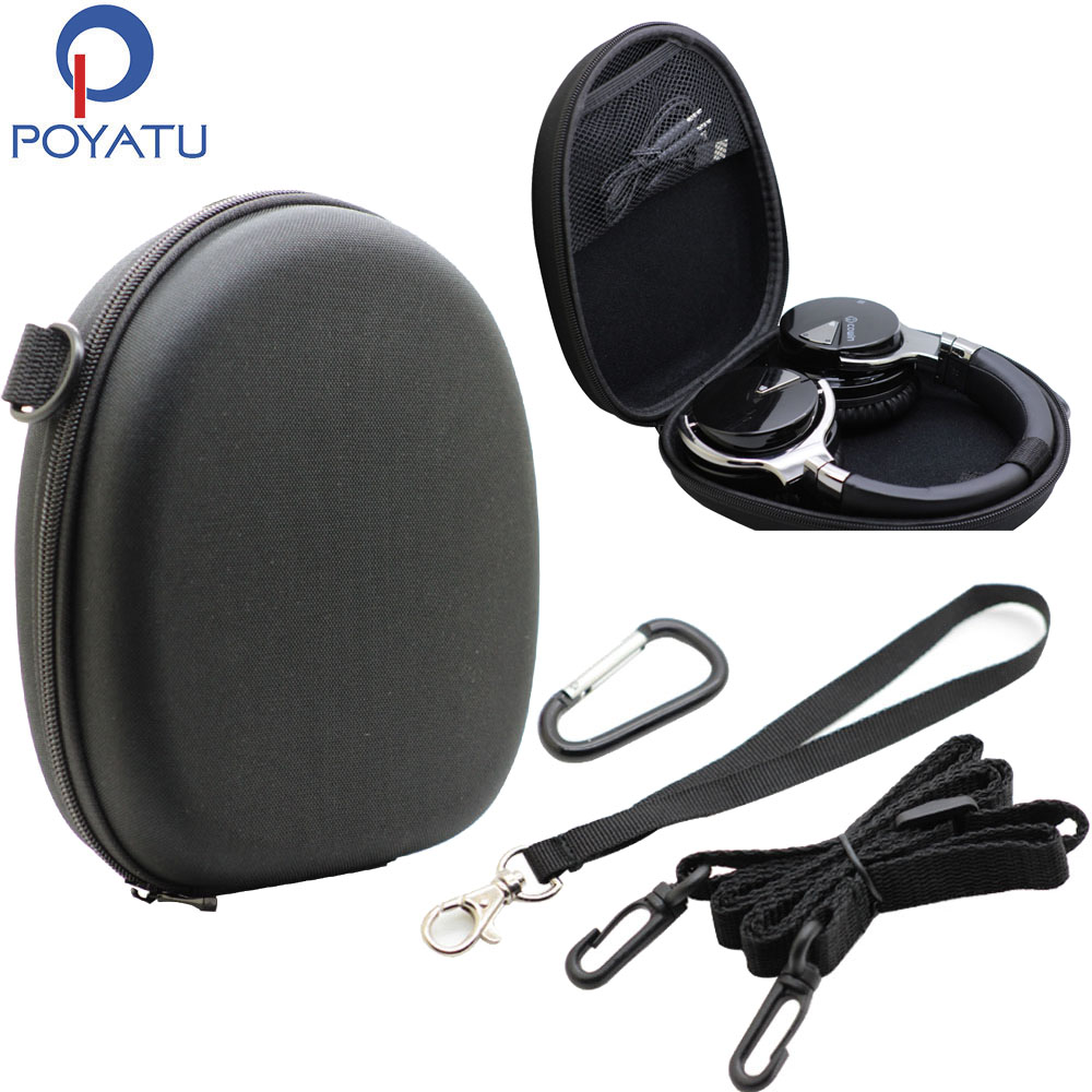 Case For Bose QuietComfort QC35 QC3 QC25 QC2 QC15 Around-Ear AE2w AE2i AE2 AE SoundLink Around-Ear Wireless Headphones Hard Case