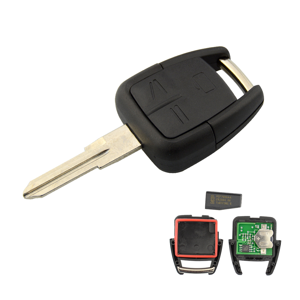 Image 4 - OkeyTech for Opel Astra H J G Vectra Zafira Corsa D Omega Remote Control Key 433Mhz ID40 Chip Uncut HU100 HU43 YM28 HU46 Blade-in Car Key from Automobiles & Motorcycles