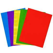 Cello-Sheets Paper Nougat Baking Transparent A30 50PCS Handmade Diy Multicolor
