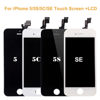 For IPhone 5 5S 5C SE New Black White LCD Display Touch Screen 4 0 Touch