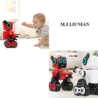 2019 Intelligent remote Control robot set multifunction programming dialogue high tech early education learning children's toys