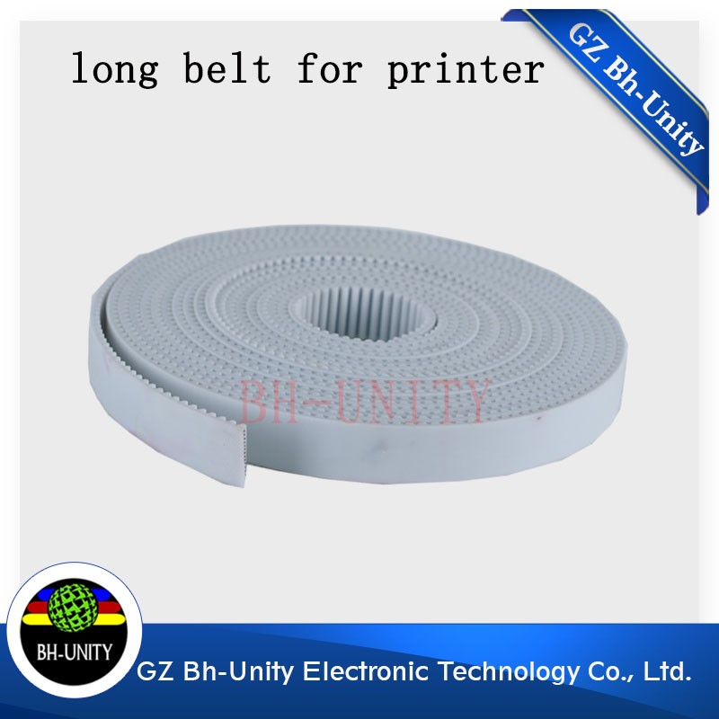 Factory price!! Long belt of 3M-9M-15MM with steel inside for JHF versacamm Lopard inkjet printer spare parts for sale