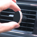 Универсальный магнитный держатель телефона для телефона в автомобиль магнит Air Vent mount Стенд автомобильный держатель мобильного владелец смартфона gps 360 градусов - фото
