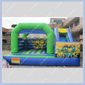 2016 New Design Inflatable Bounce House for Kids,Commercial Use Inflatable Bouncy Castle Slide Combo
