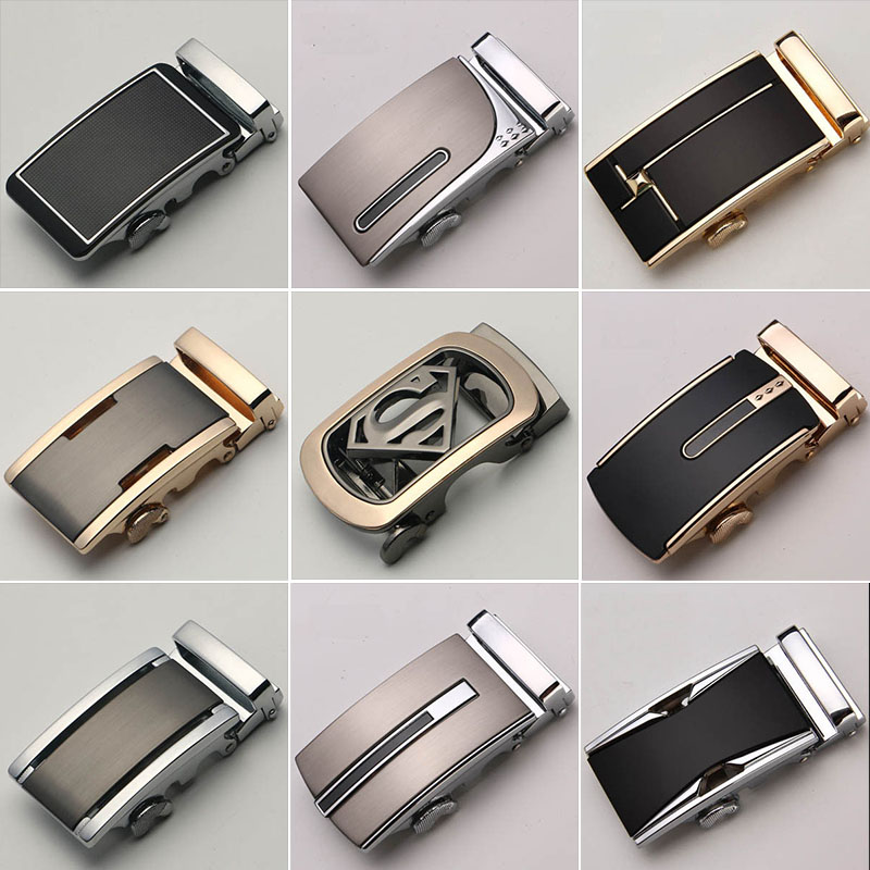 CETIRI 24 Style Luxury Automatic Buckle Heads Designer   Belts   Buckle Men High Quality Ceinture Homme Marque Kemer Cinto Gold   Belt