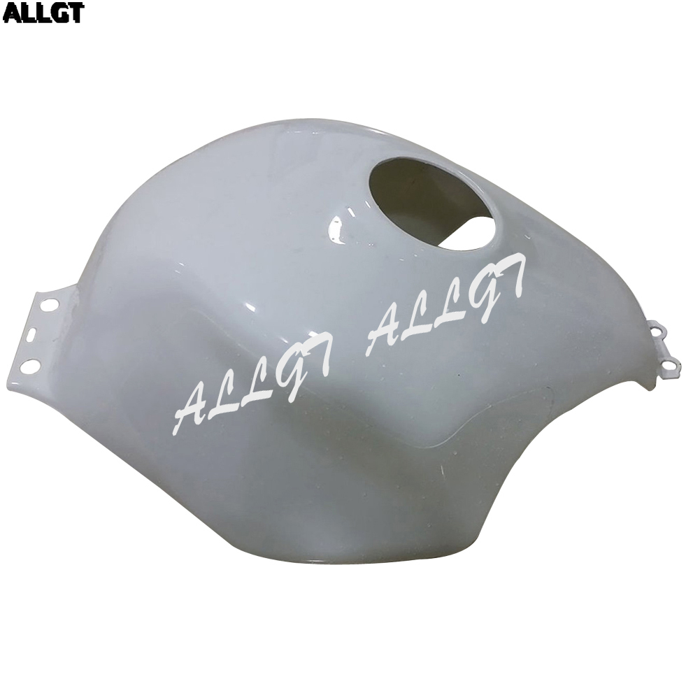 ABS Unpainted Gas Fuel Tank Cover Fairing for HONDA CBR 600RR F4I 2001 2002 2003 2004 2005 2006 2007 fit for honda cbr 600 f4i 2004 2005 2006 2007 injection abs plastic motorcycle fairing kit bodywork cbr600 f4i cbr600f4i cb37