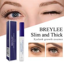 BREYLEE Eyelash Growth Eye Serum Enhancer Longer Fuller Thicker Lengthening Lashes Eyebrows Eyelashes Makeup Care