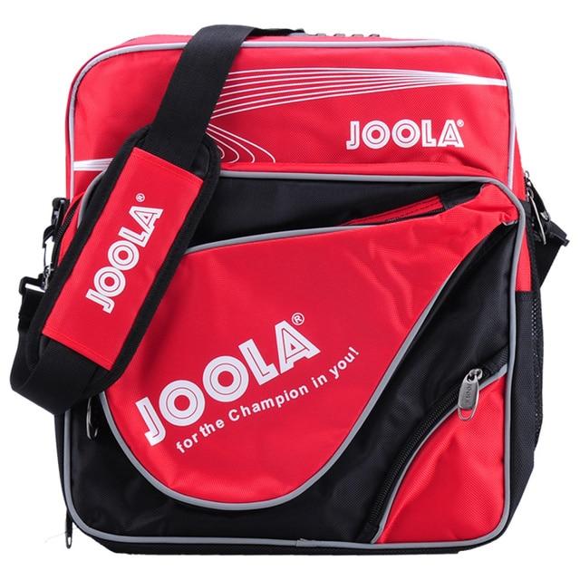 bf0d2f35c95f 100% original Joola Multi-function table tennis racket bag ping pong one  shoulder 805