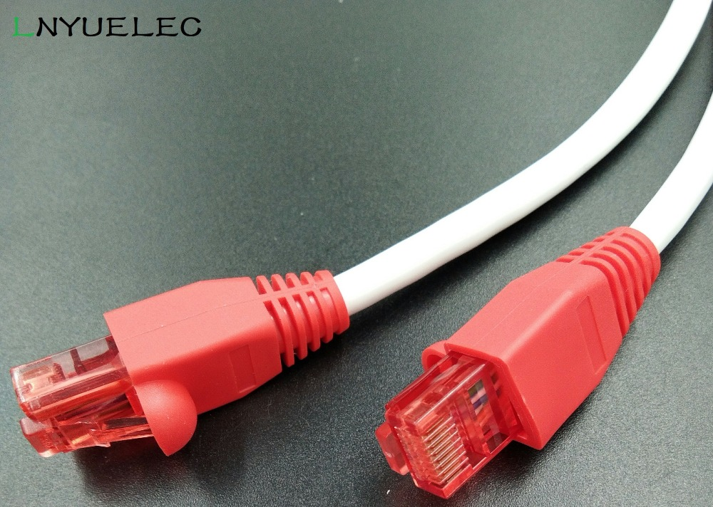Ethernet Cable Cat5e Lan UTP Cat 5 RJ45 Network Patch 0.3m 1m 2m 3m 5m  For PS2 PC Computer Router