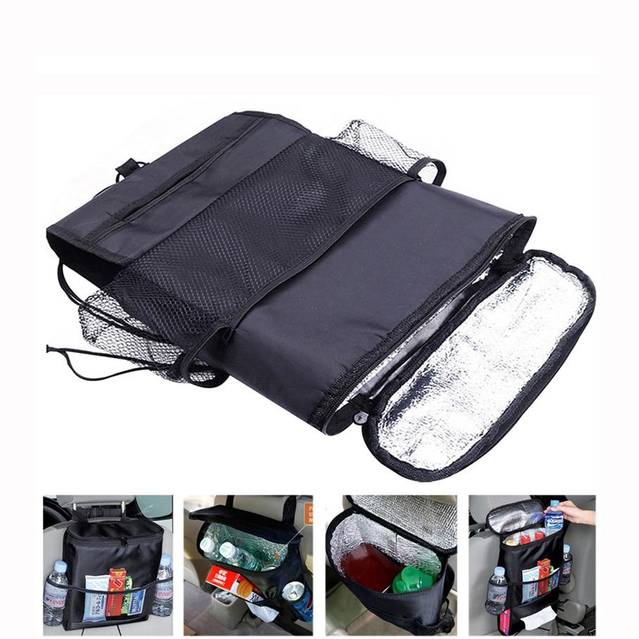 Car Seat Chair Organiser Multi Pocket Bag For Maruti 800 Alto Baleno Esteem Gypsy Zen Alpina B3 B4 B5 B6 B7 D3 D5 Roadster XD3