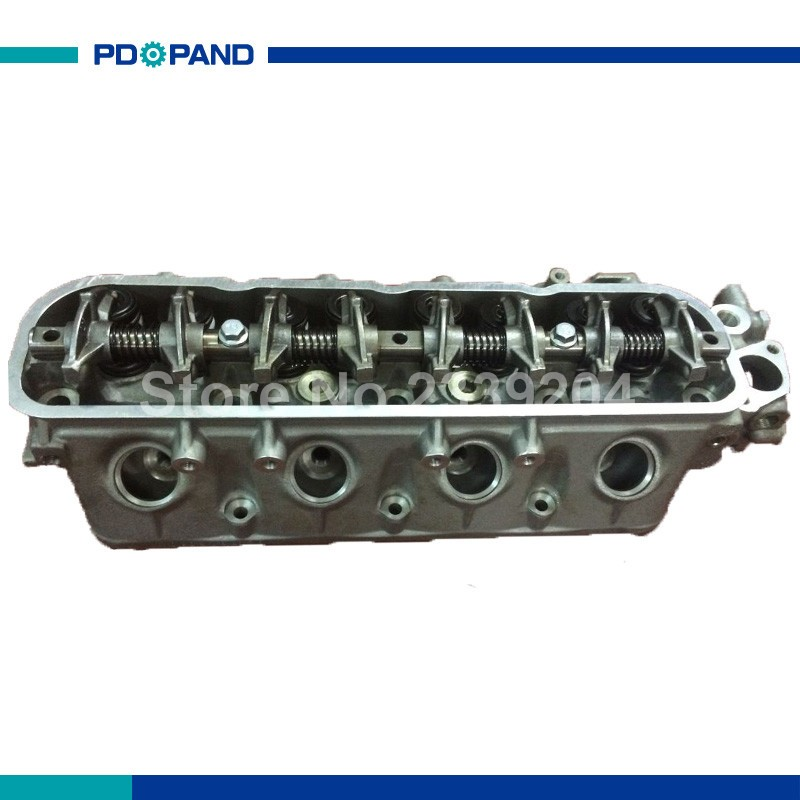 Motor Parts Engine Full 3Y 4Y cylinder head Assembly 1110173020 for Toyota Dyna 200 Hiace Lite-ace HiLux Stout Van Town-ace 2.4L image