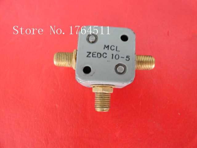 [BELLA] Mini ZEDC-10-5 1-1000MHz Coup:10dB SMA Supply Coupler