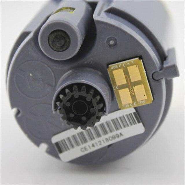 4 pièces CLP-300 Cartouche De Toner Compatible pour Samsung CLP300 CLP300N CLP 300 CLX 2160 3160 CLX2160 CLX2160N CLX3160 CLX-2160 CMJN