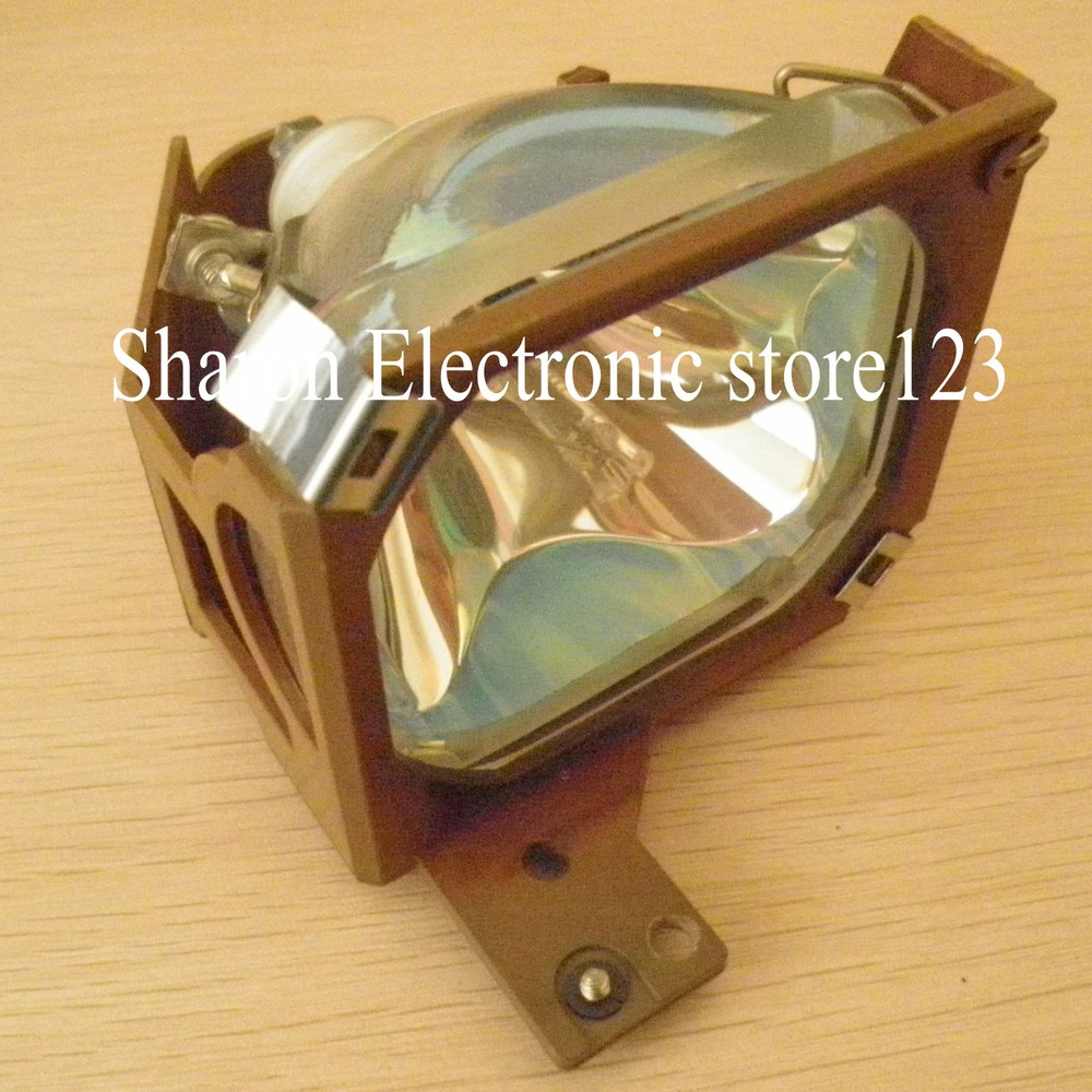 Free Shipping Brand New Replacement Lamp with Housing ELPLP13 / V13H010L13 For EMP-50 EMP-70 Projector 3pcs/lot free shipping brand new replacement lamp with housing np16lp for nec m260ws m300w m350x um280x um280w projector 3pcs lot